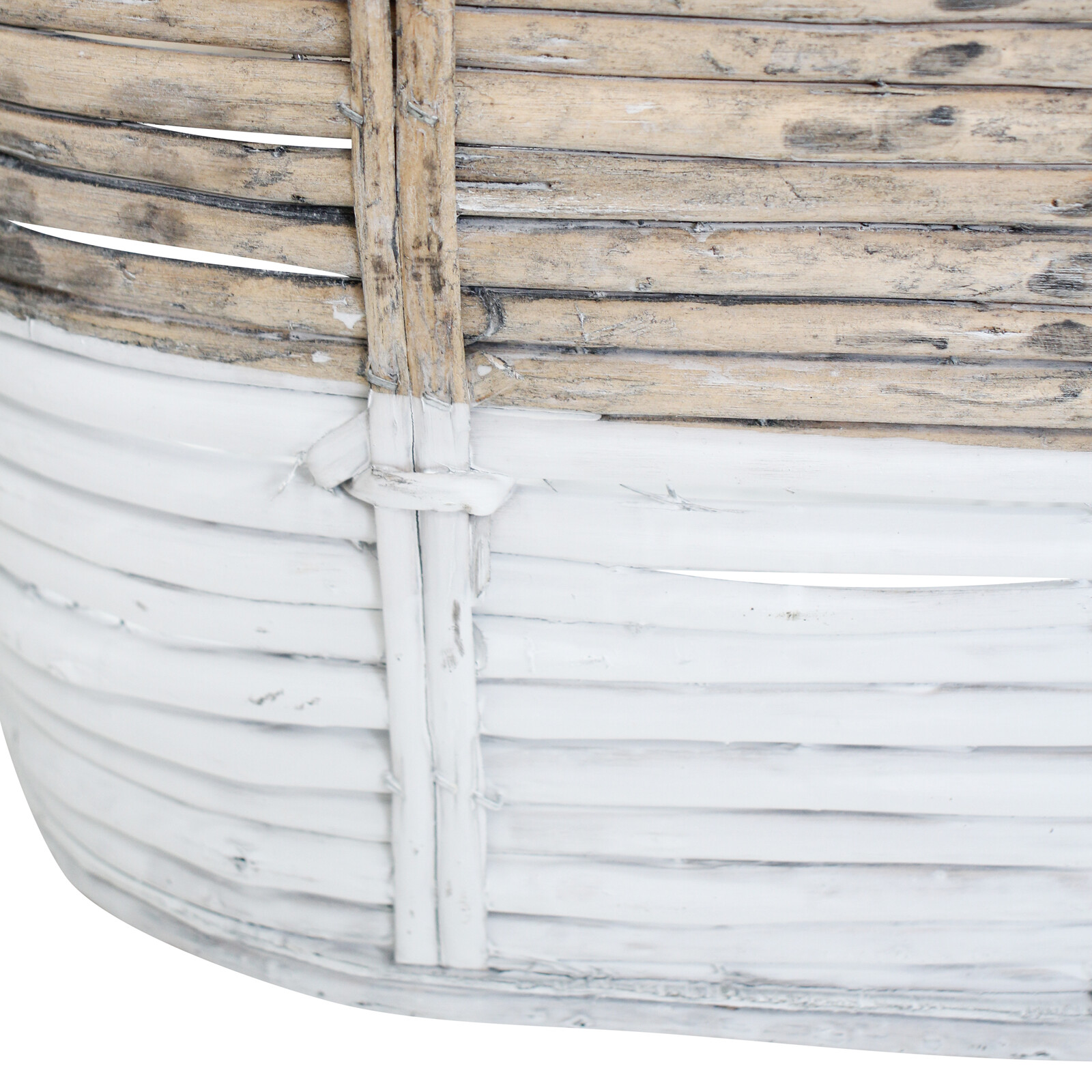 Planter Oval Willow S/3