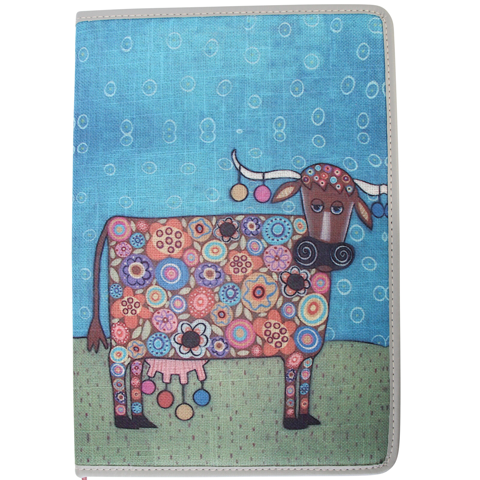 Notebook XL Jazzy Cow