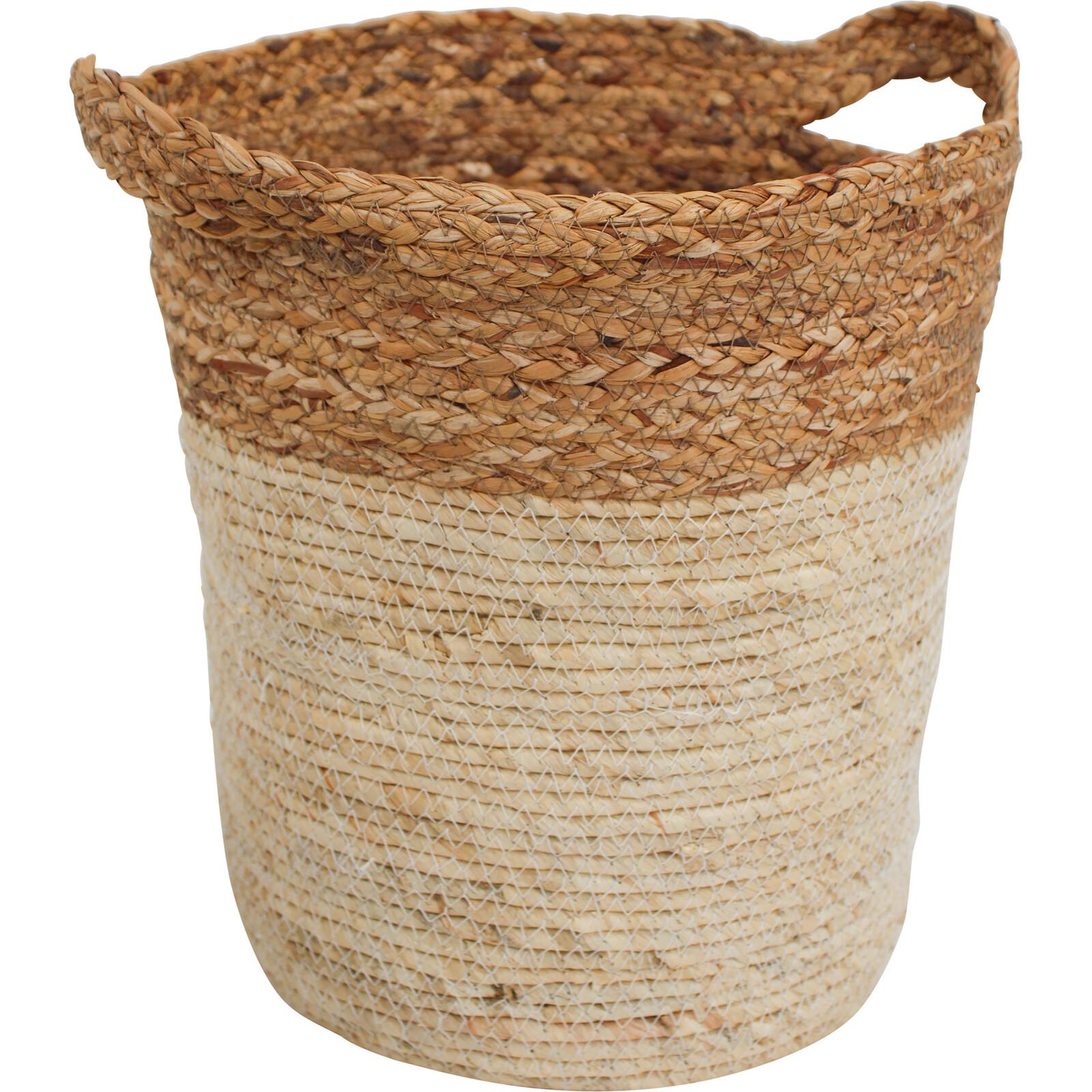 Basket 2 Tone Bleach S/3