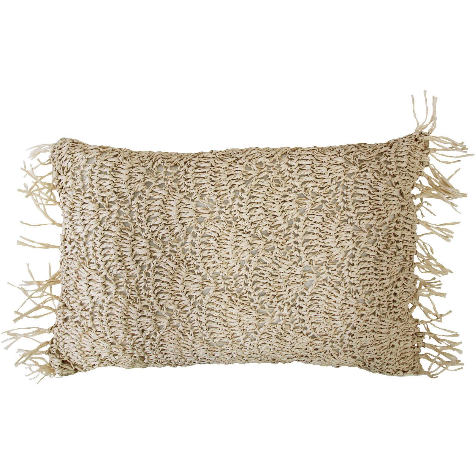 Cushion Rect Bleach