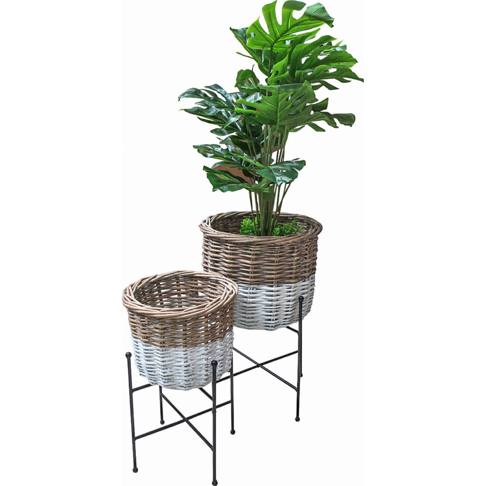 Planter Basket Lrg