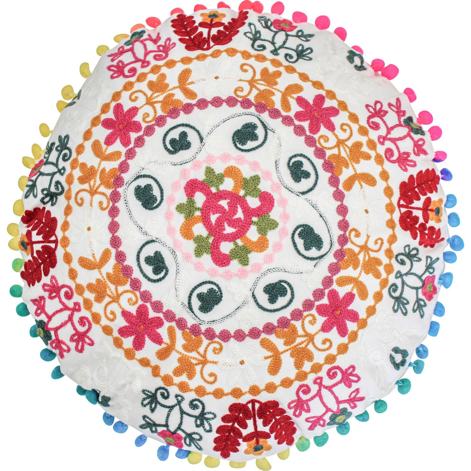 Cushion Mexicali Round
