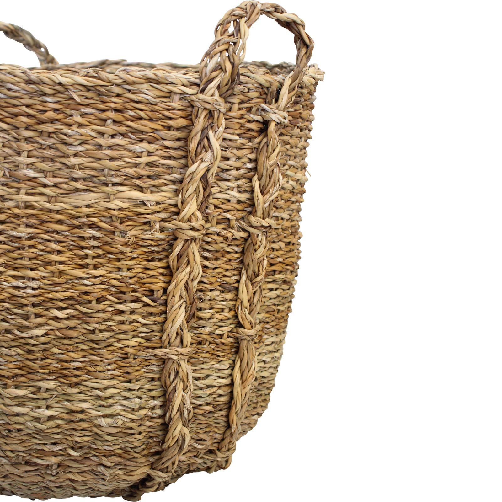 Basket Double Handle S/3