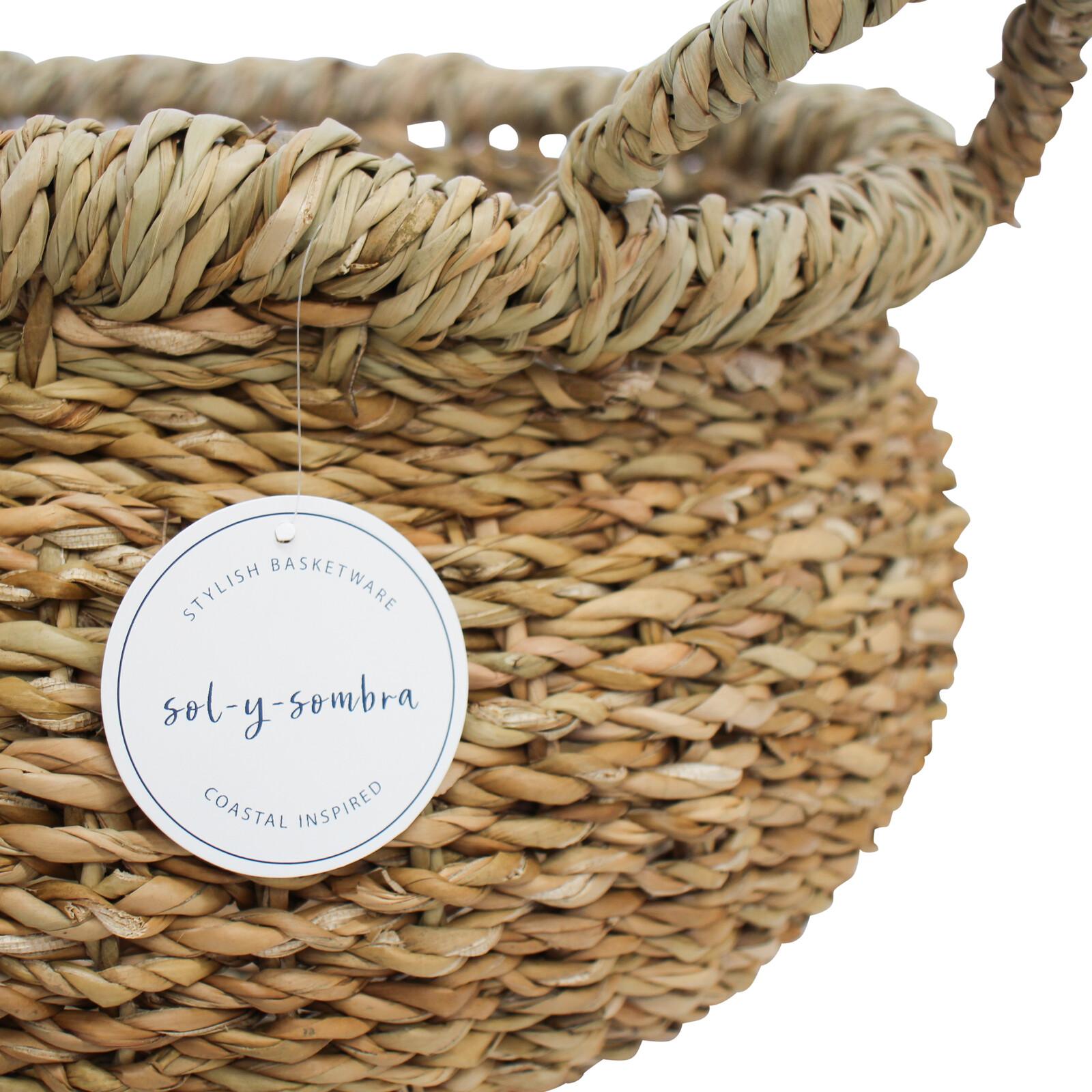 Basket Handles Tub S/3