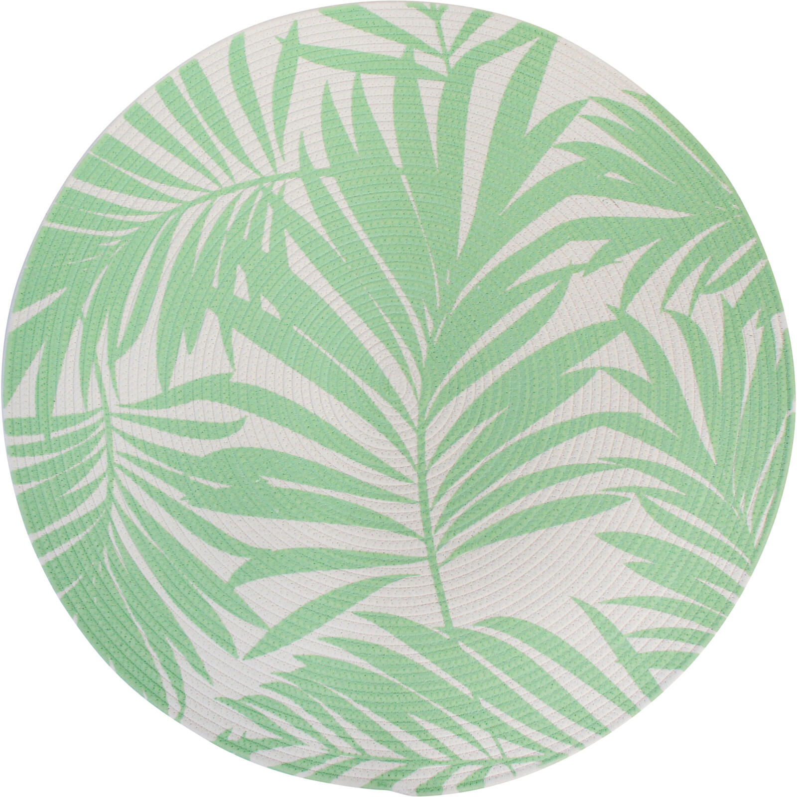 Mat 80cm Leaf Green