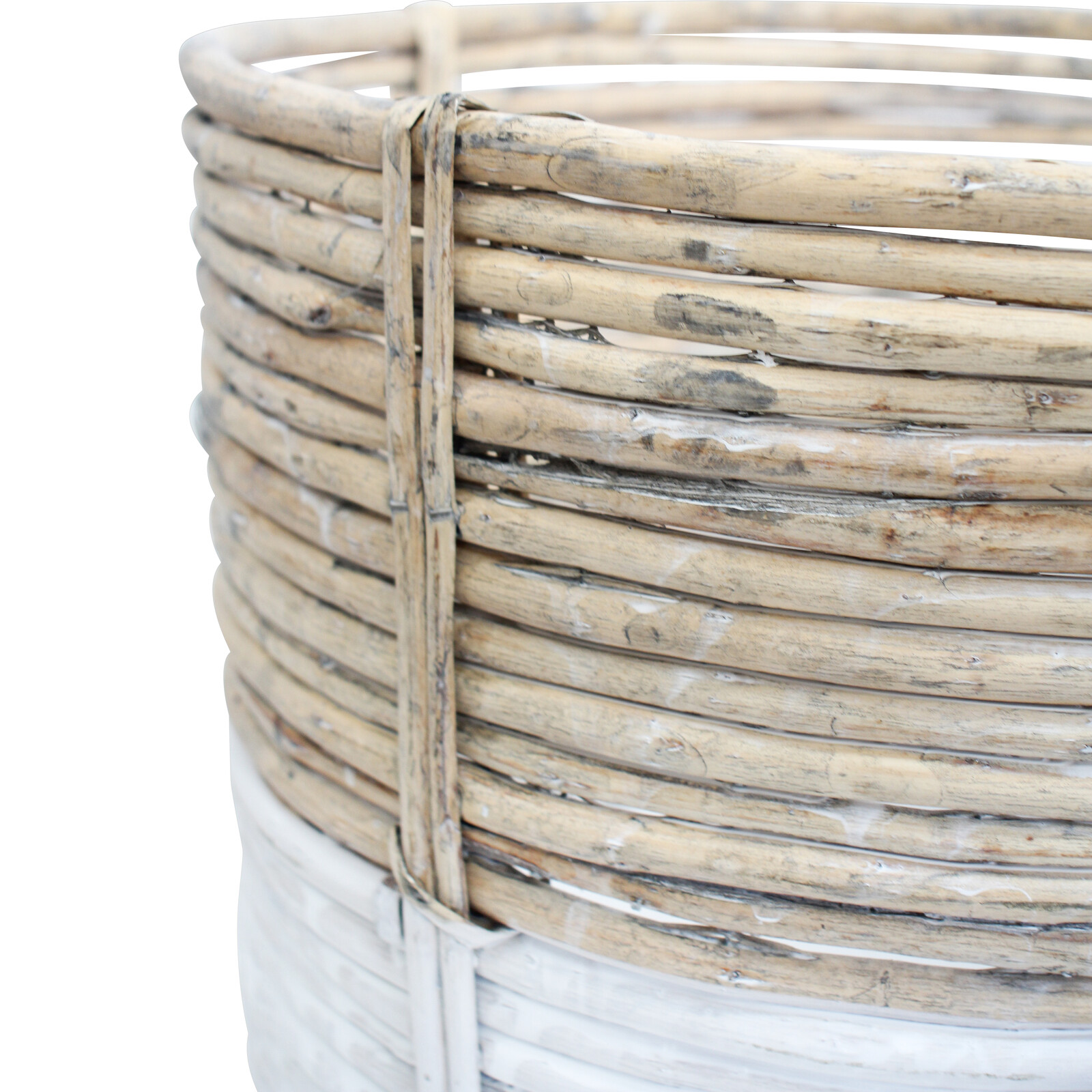 Planter Curve Willow S/3