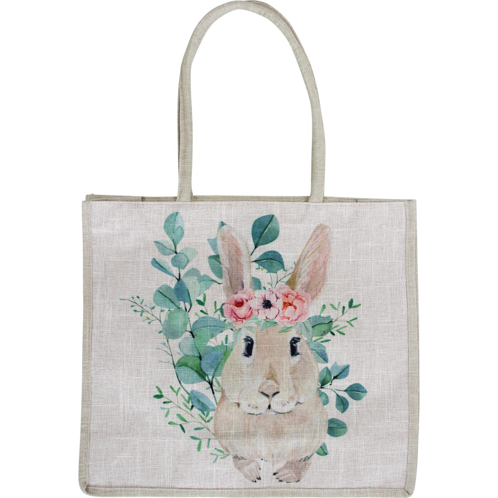 Tote Floppity Bunny