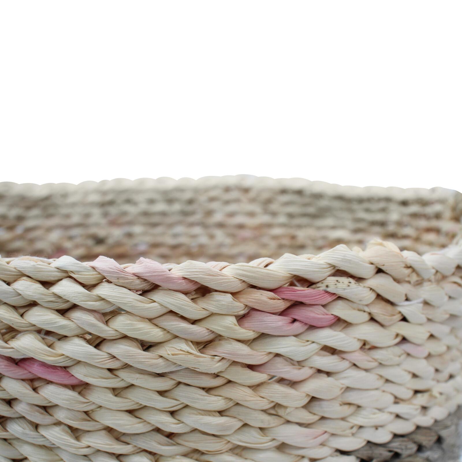Tub Baskets Moonstone S/2