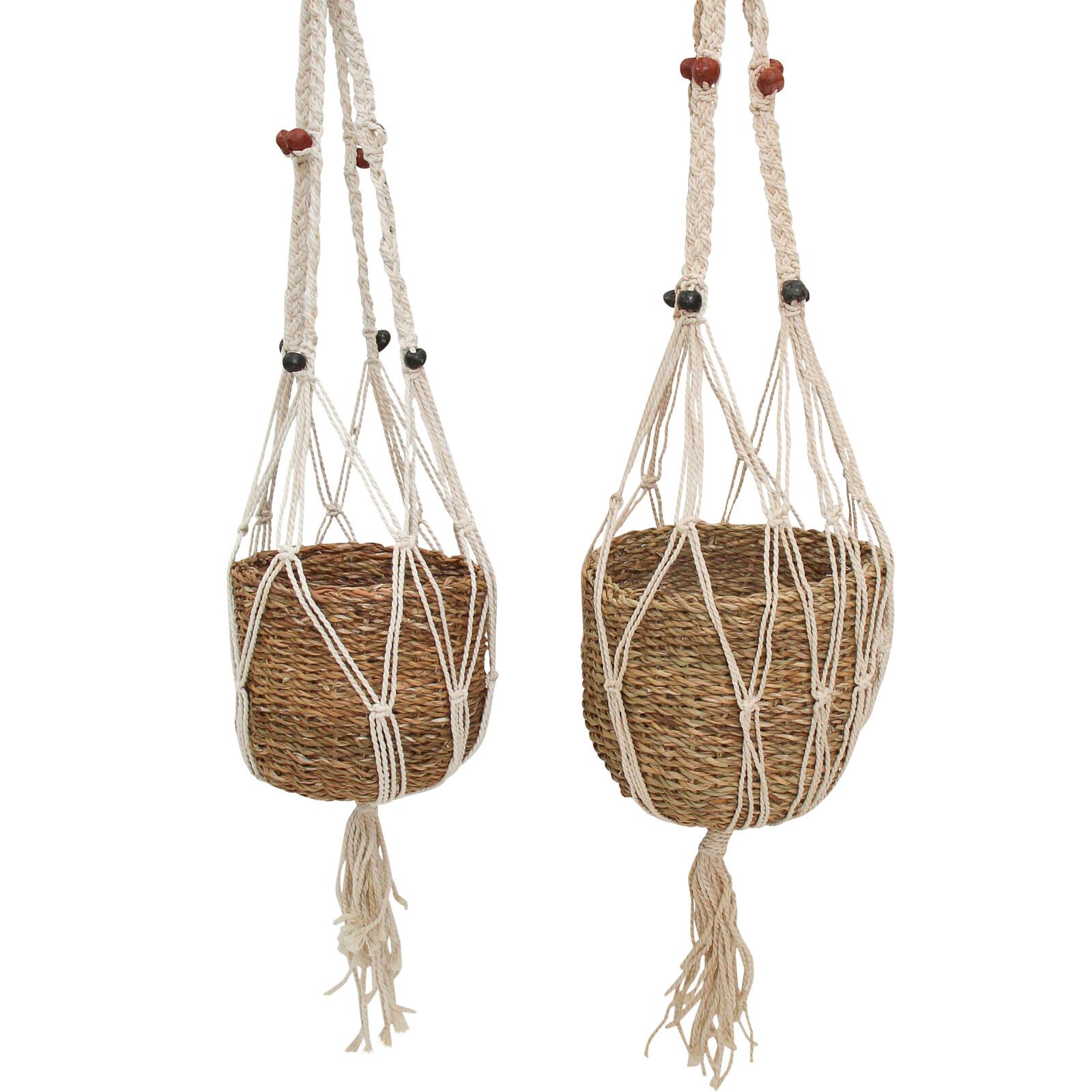 Hanging Basket S/2