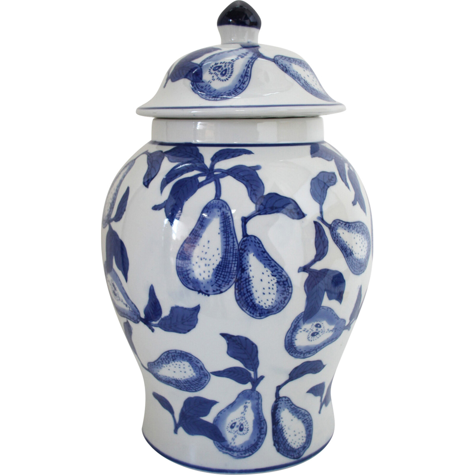#Ginger Jar French Pear