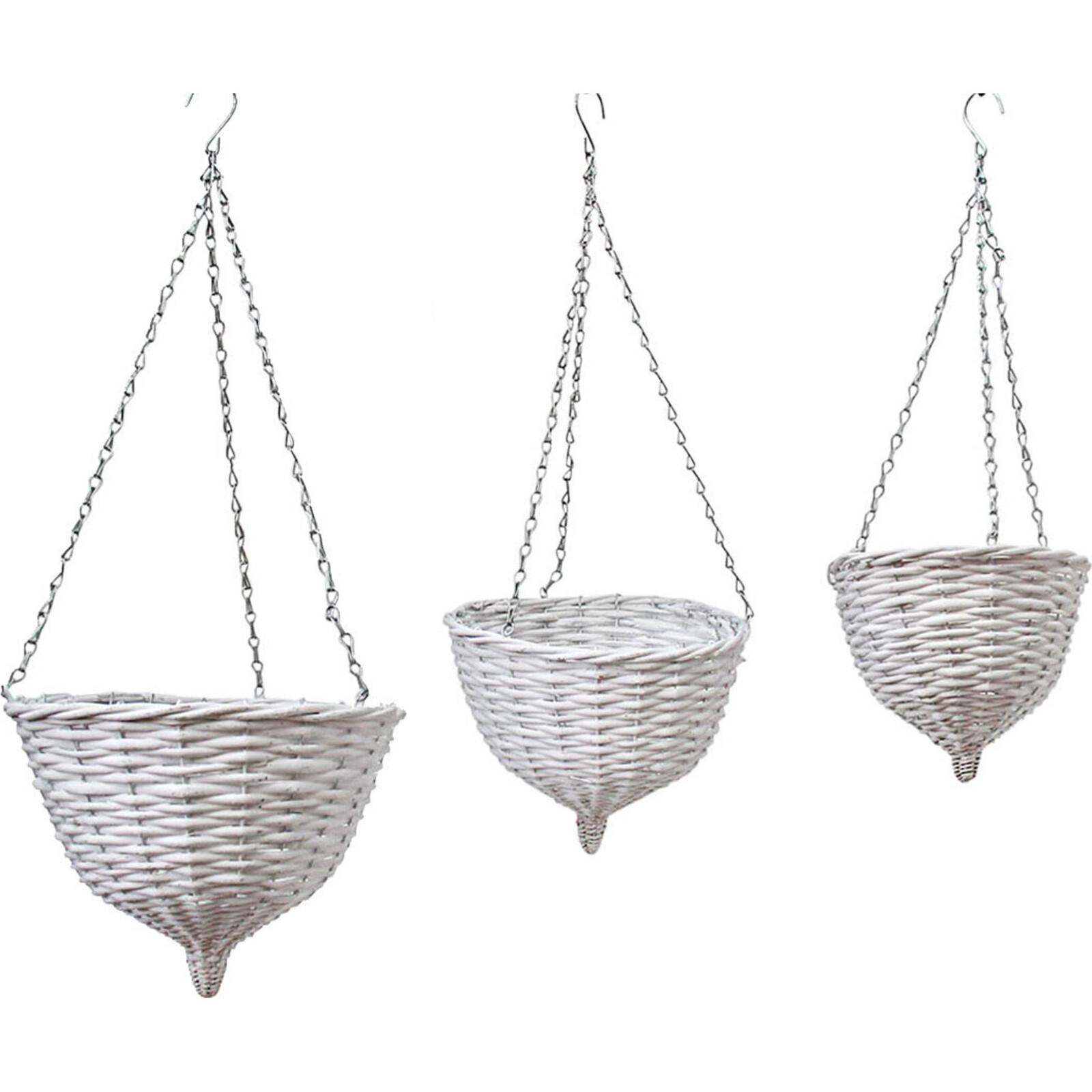 Hanging Basket S/3 Pointe