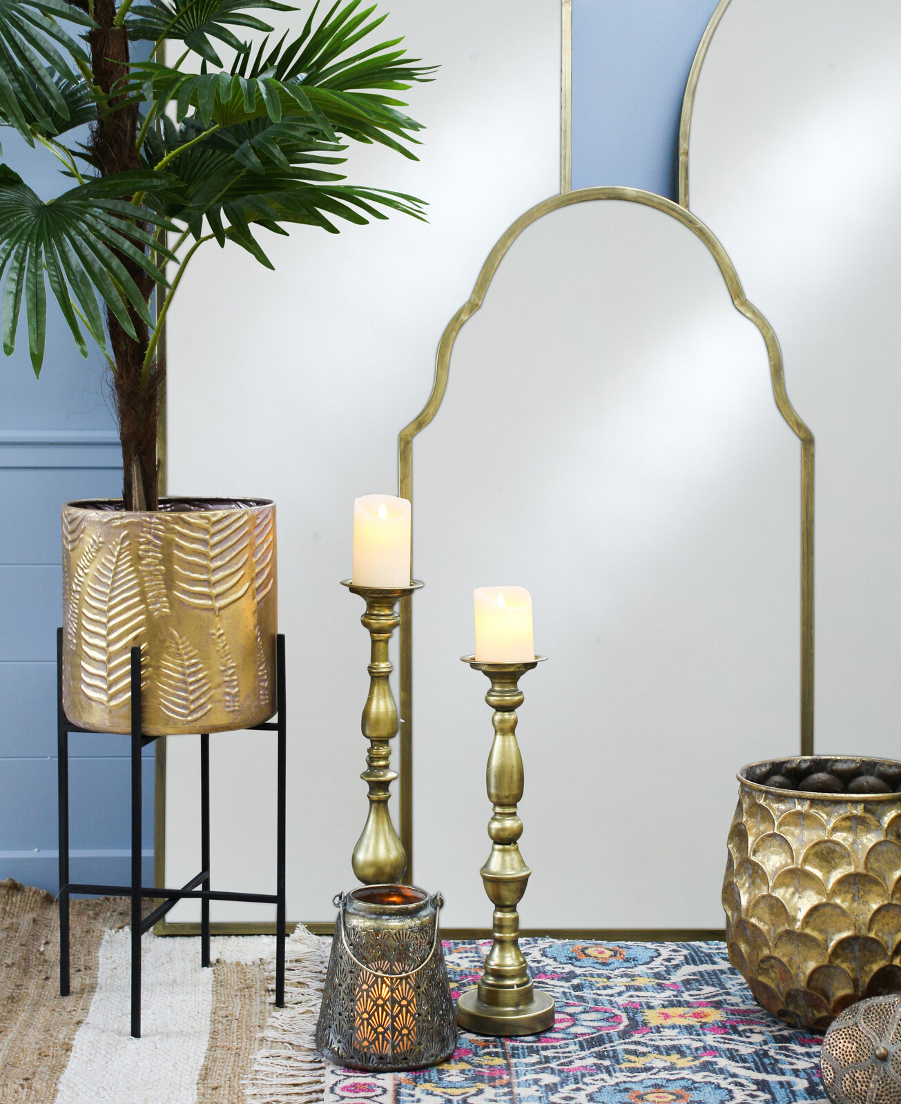 Candle Holder Tall
