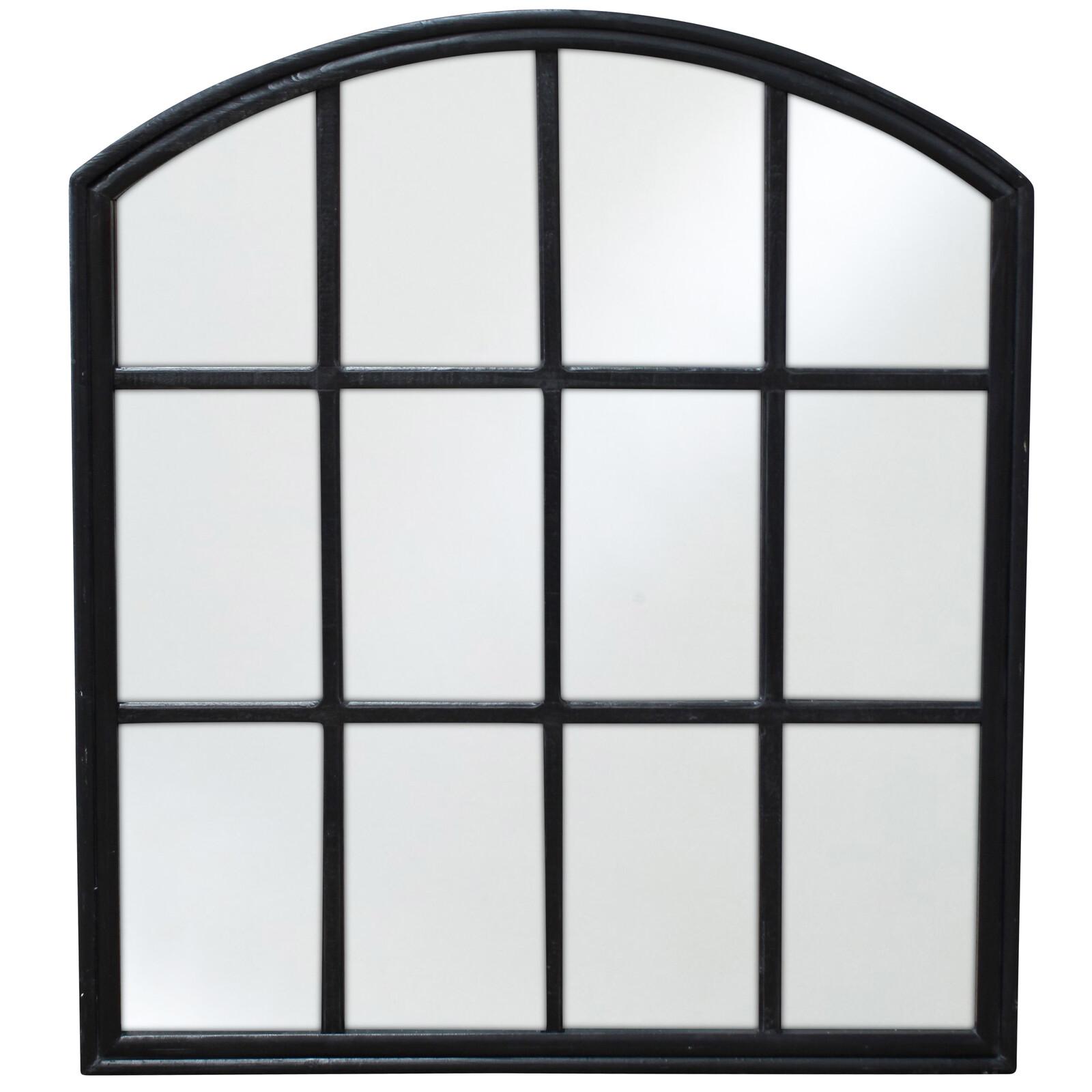 #Mirror Entrance Black