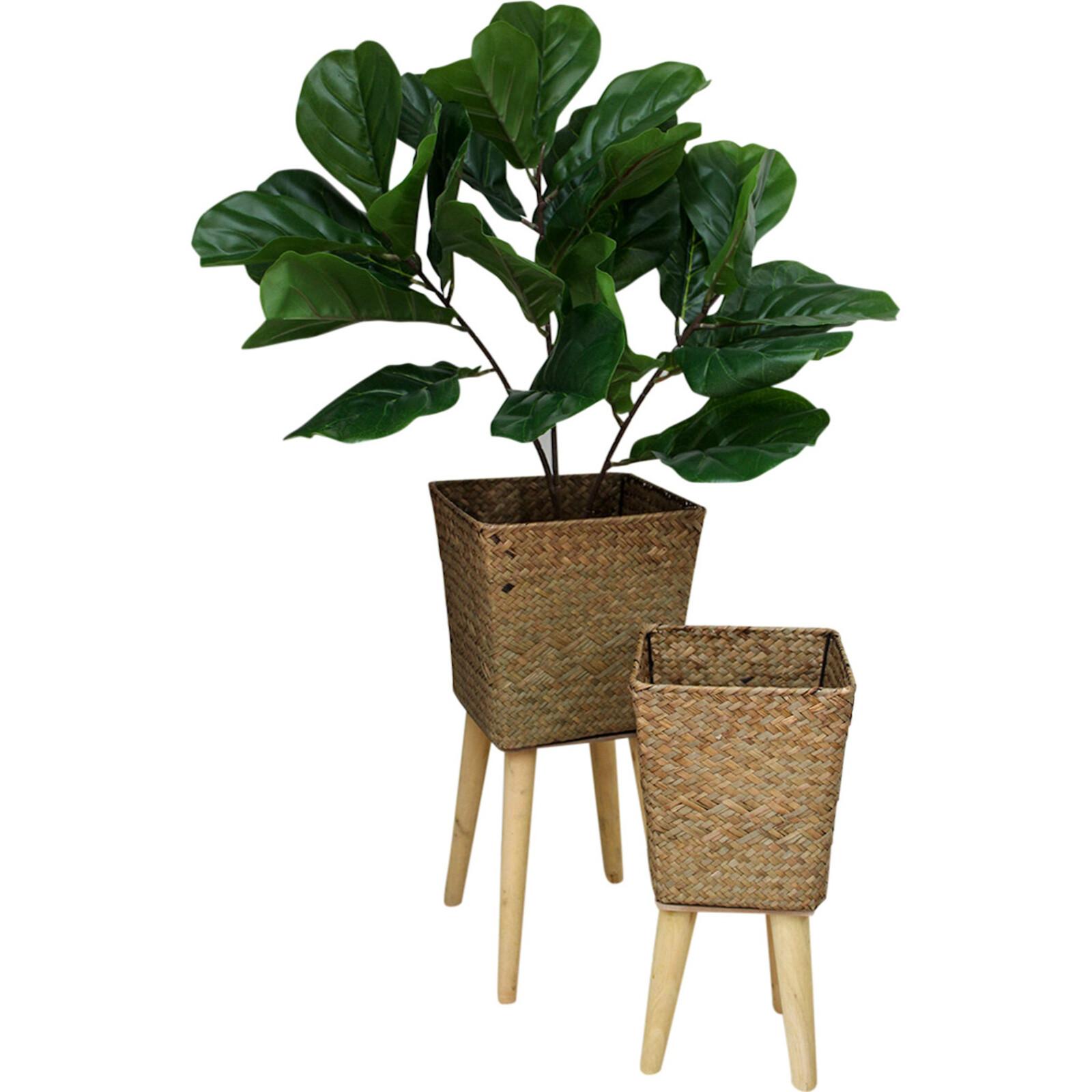 Planter S/2 Natural
