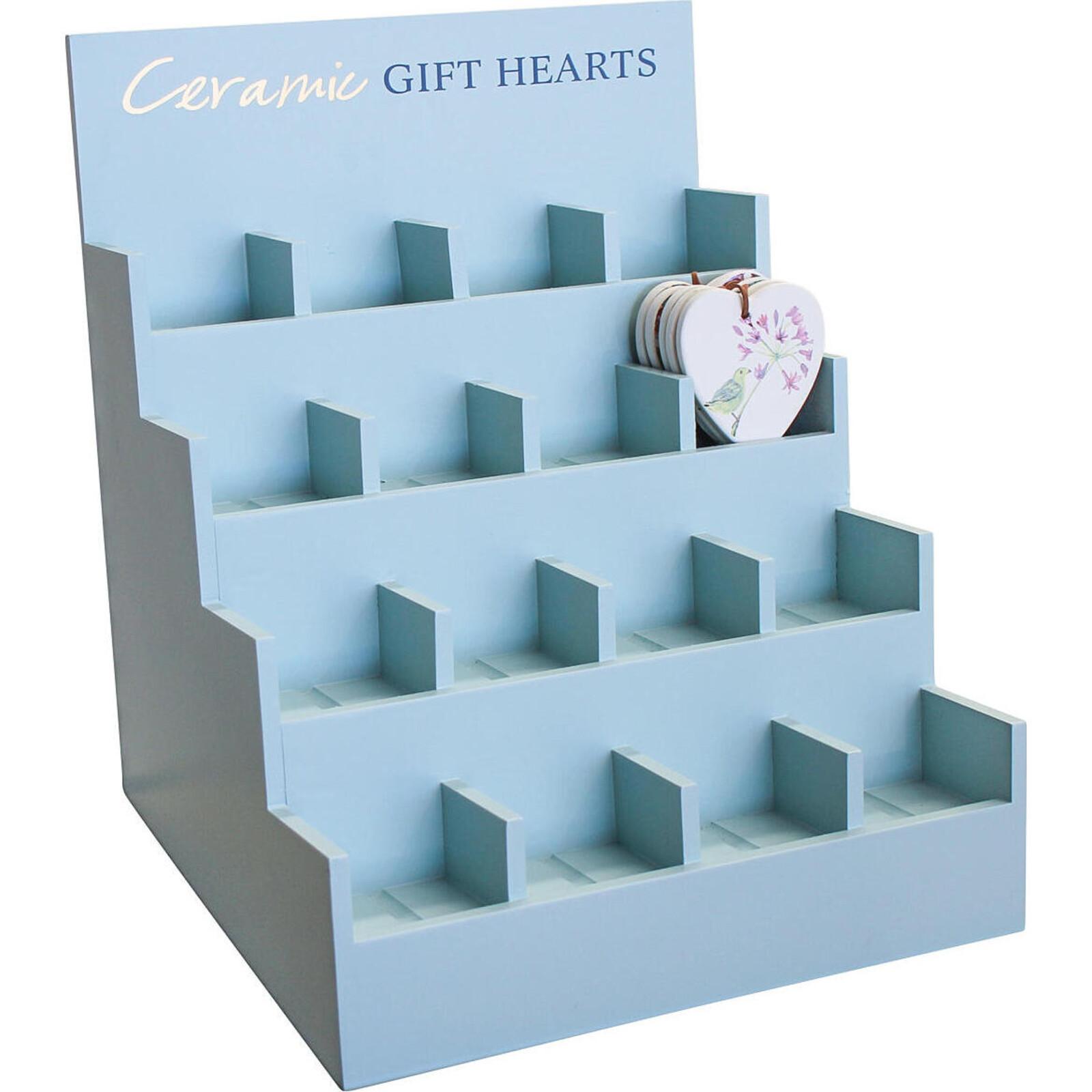 Heart Ceramic Display Box