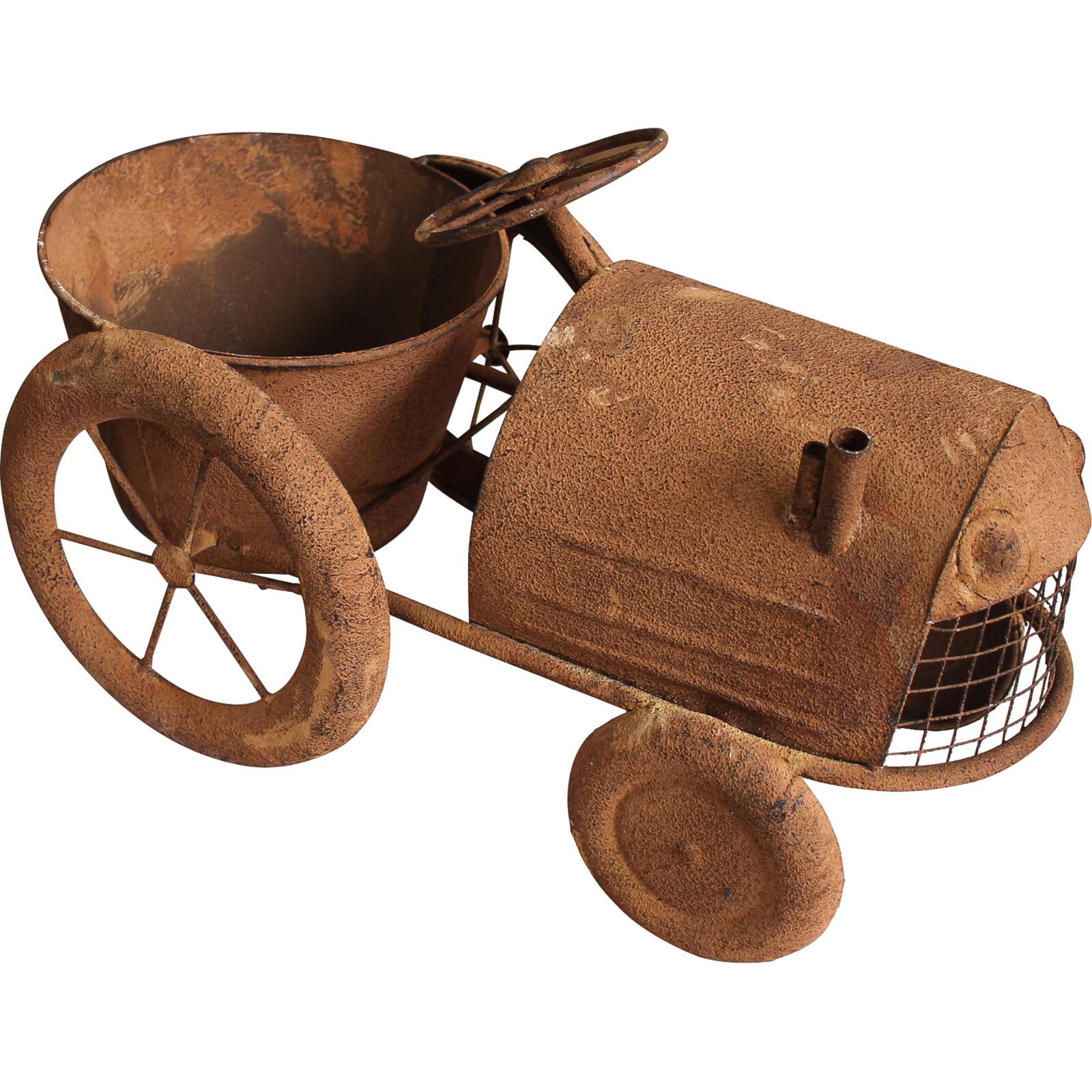 Planter Tractor Rust