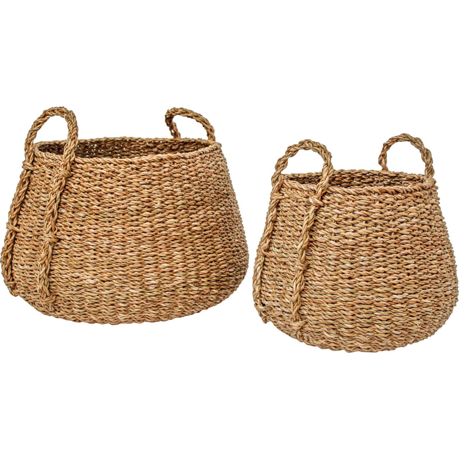 Seagrass S/2 Dim Jhuri Basket