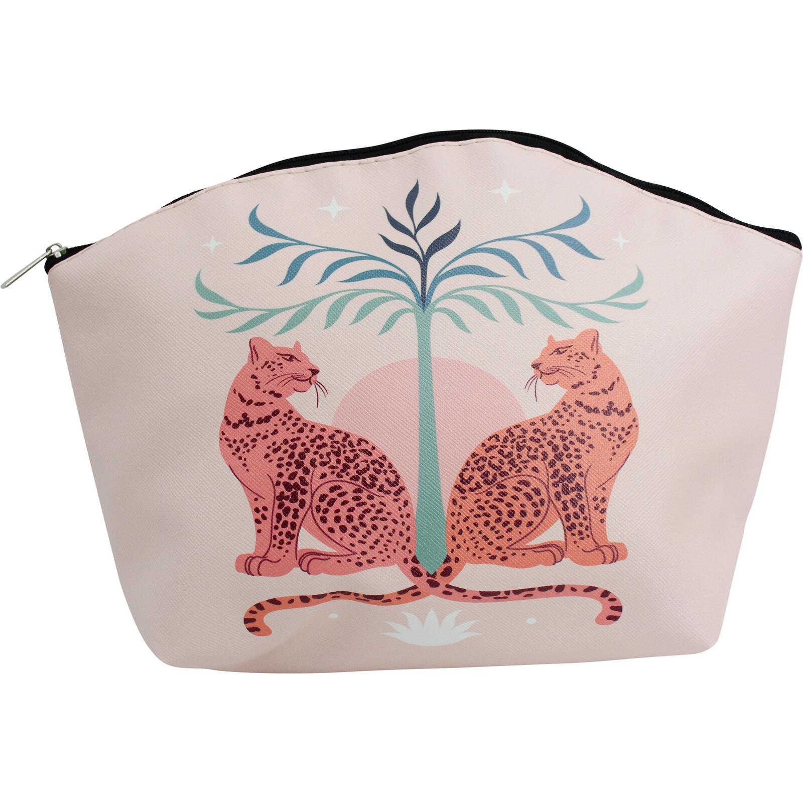 Toiletries Bag Cheetahs