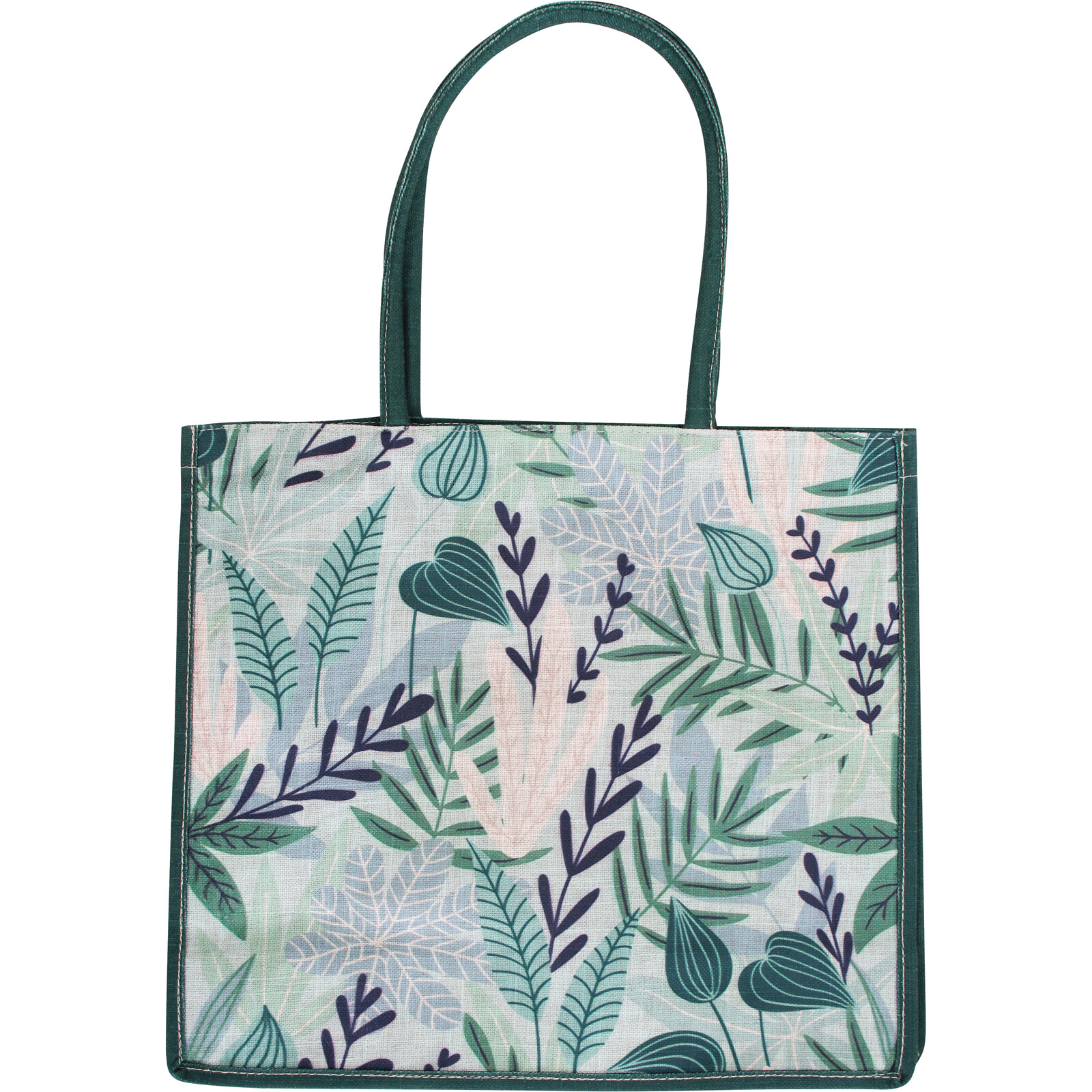 Tote Mixed Leaves