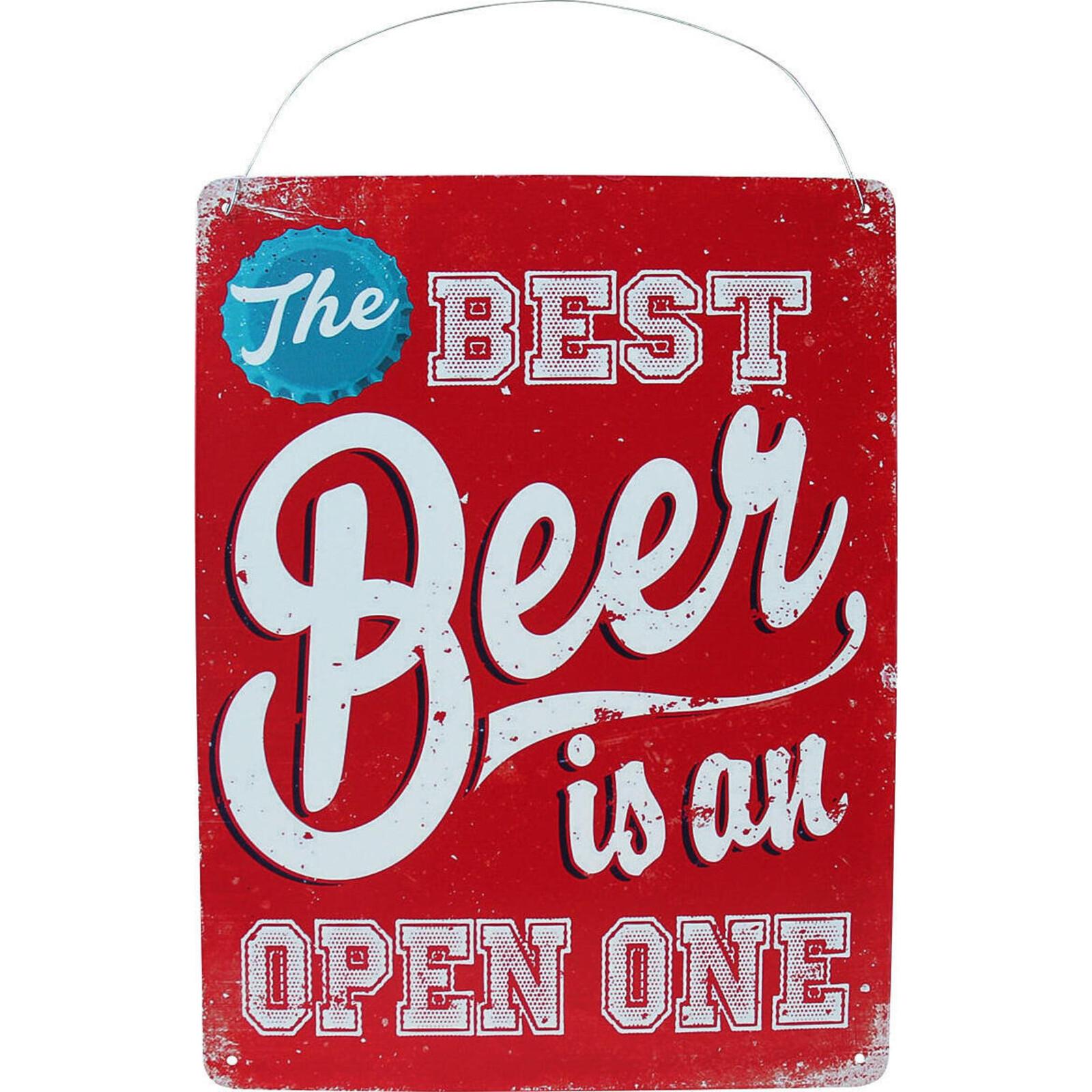 Sign Best Beer