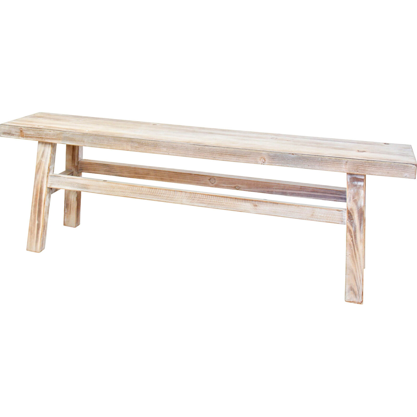 Bench Rustic Wash