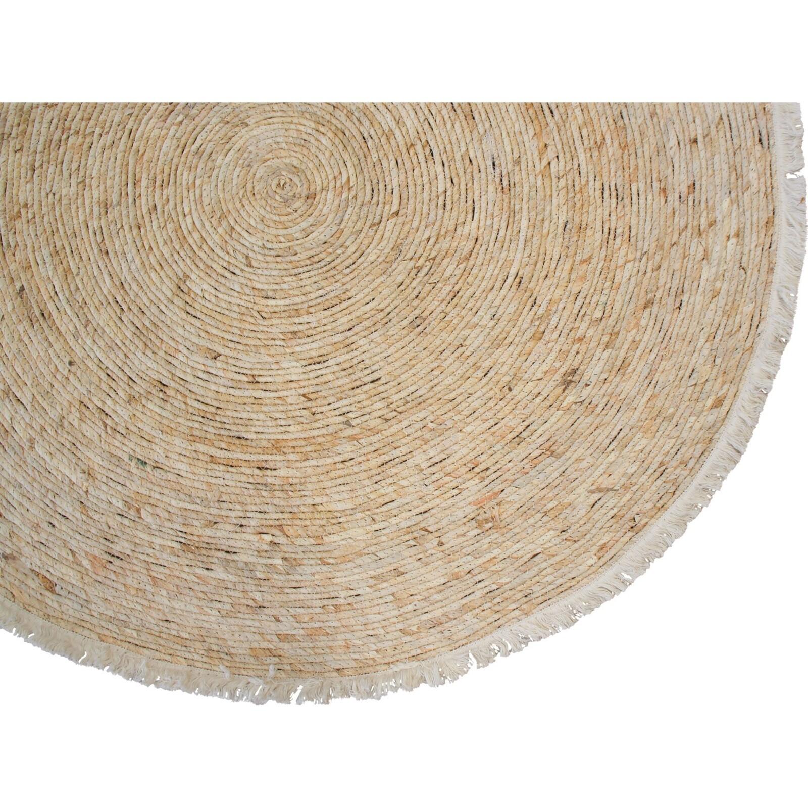 Rug Bleach Fringe 120cm