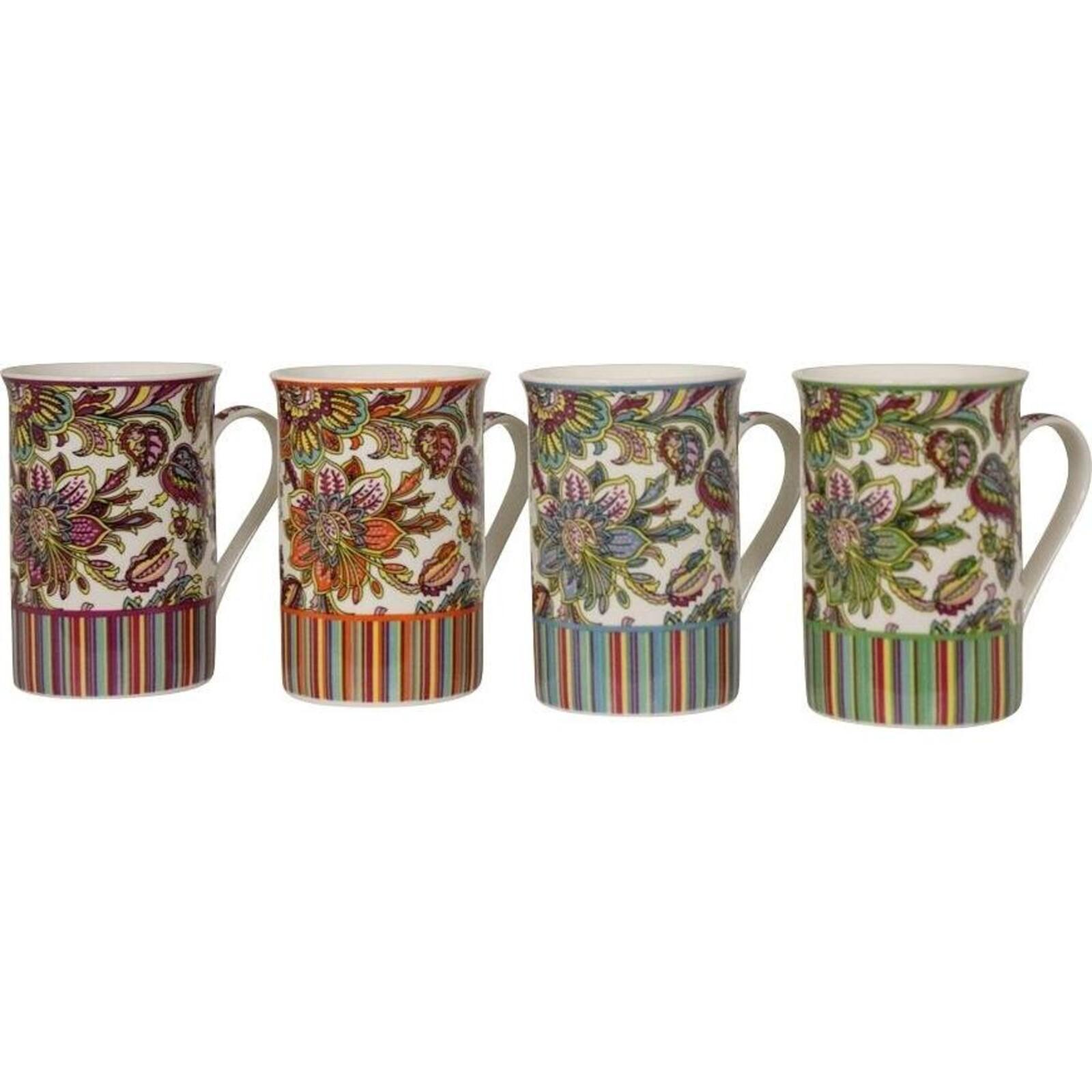Mugs Paisley Fleur Asstd