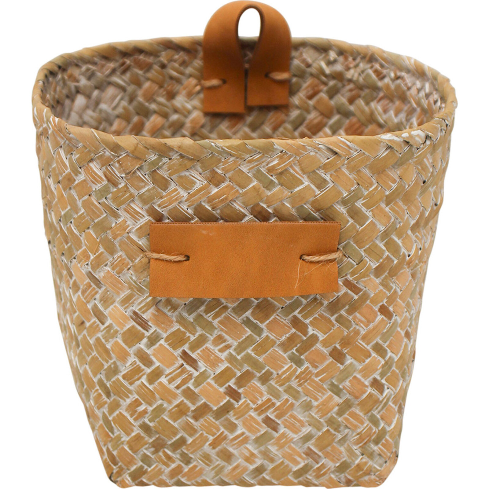 Woven Tidy/Planter Wash
