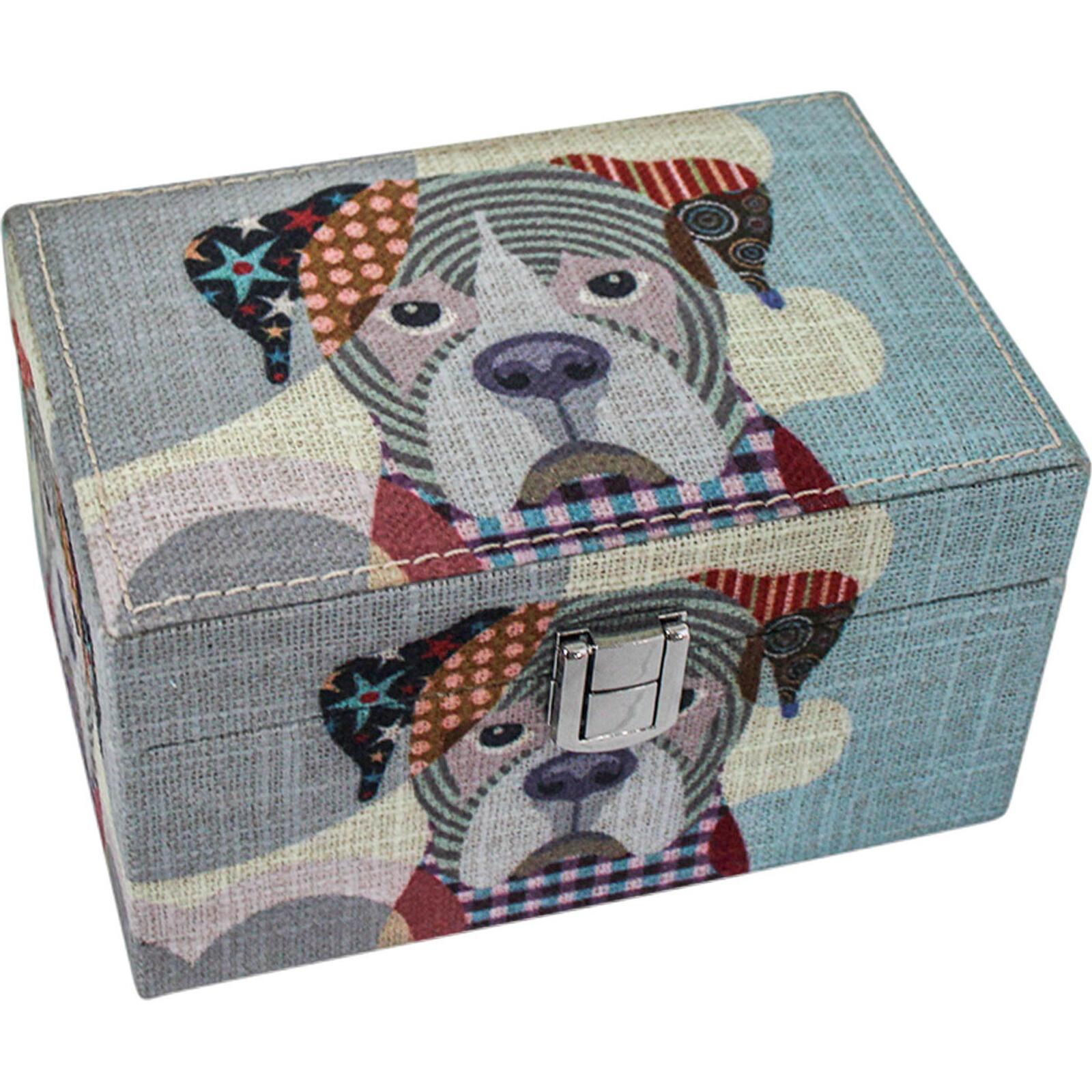 Box Abstract Dog
